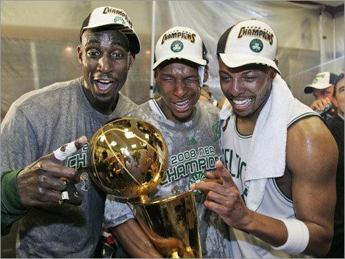 Celtics Championship