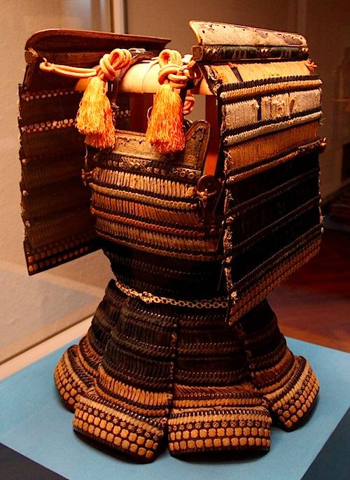 Samurai Armour at Tokyo National Museum