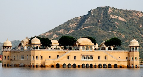 Water Palace (Jal Mahal)