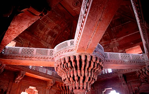 Diwan-i-Khas/Hall of Private Audiences