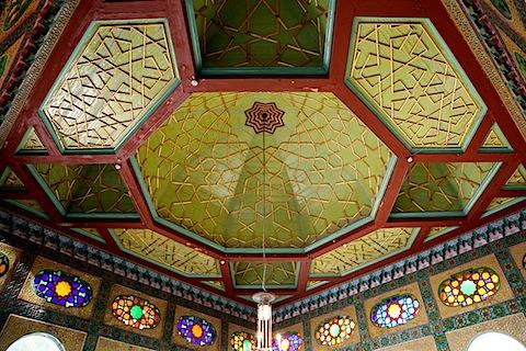Roof at Sitorai-Mokhi Khosa