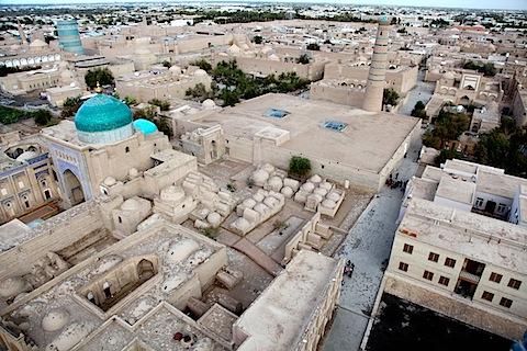 Khiva Panorama
