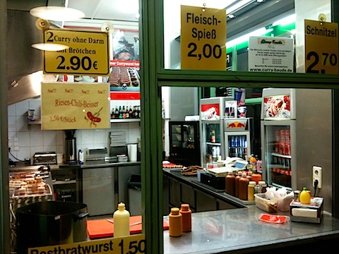 Currywurst Store