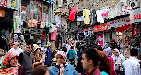 Street in Sultanmet