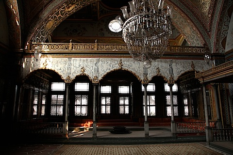 Sultan's Reception Room