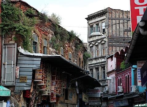 Street scene in Fatih
