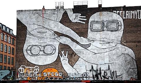 Massive Street Art