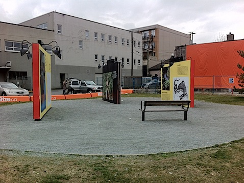 Temporary Park