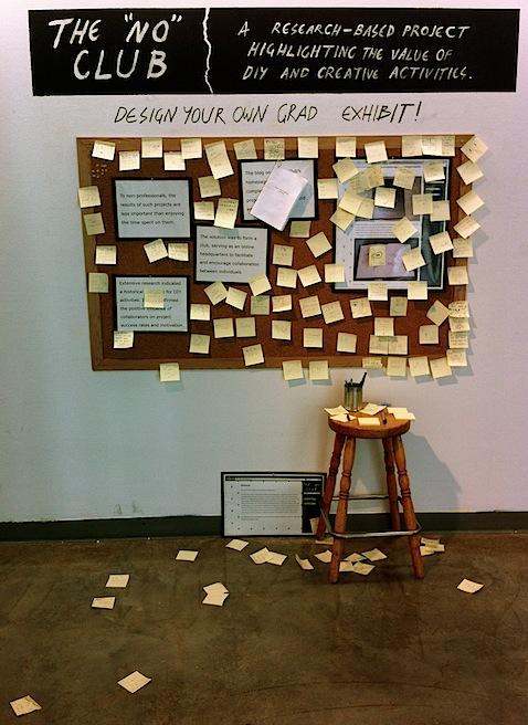 Emily Carr Graduate Exhibit Spring 2012