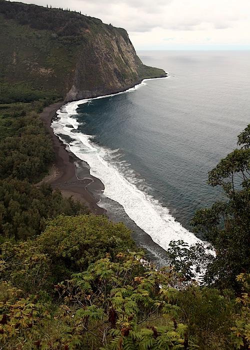 View of Waipio