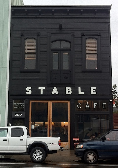 Stable Cafe