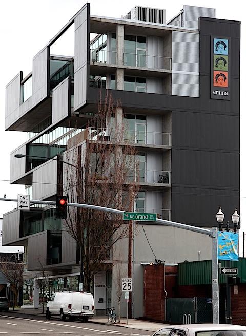 Interesting Building/Condo (Emma?)