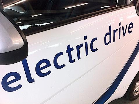 Electric Car2go