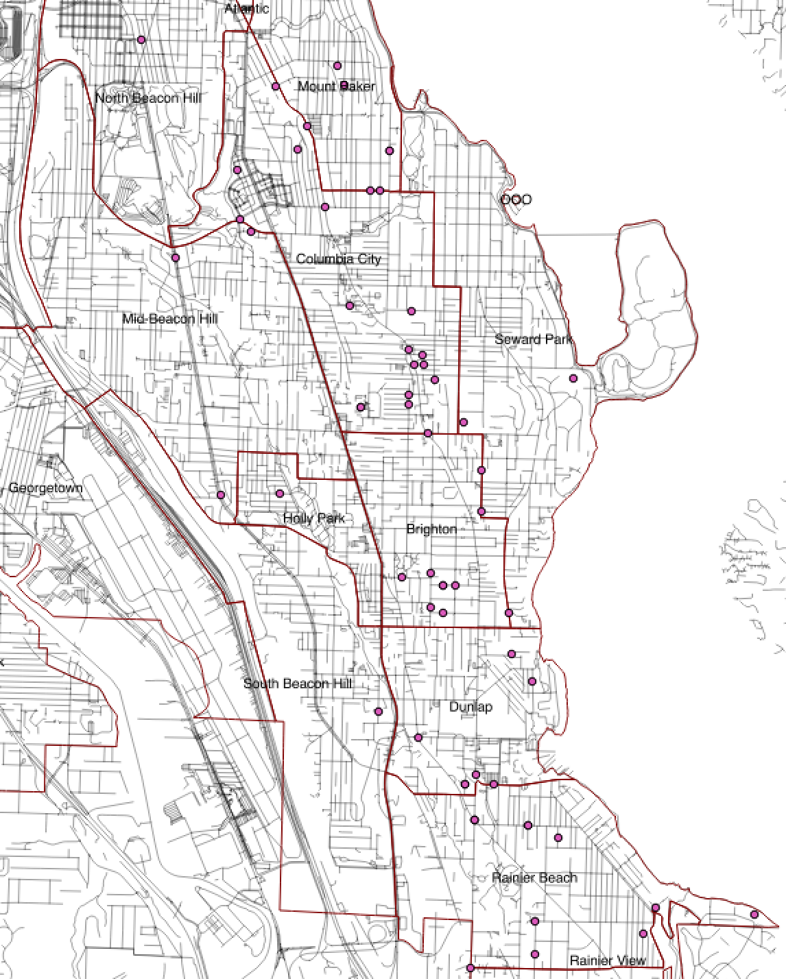 Analyzing Violence in South Seattle Random Dispatches